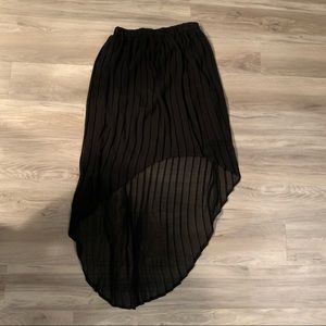 Xhilaration - Skirt (Black)